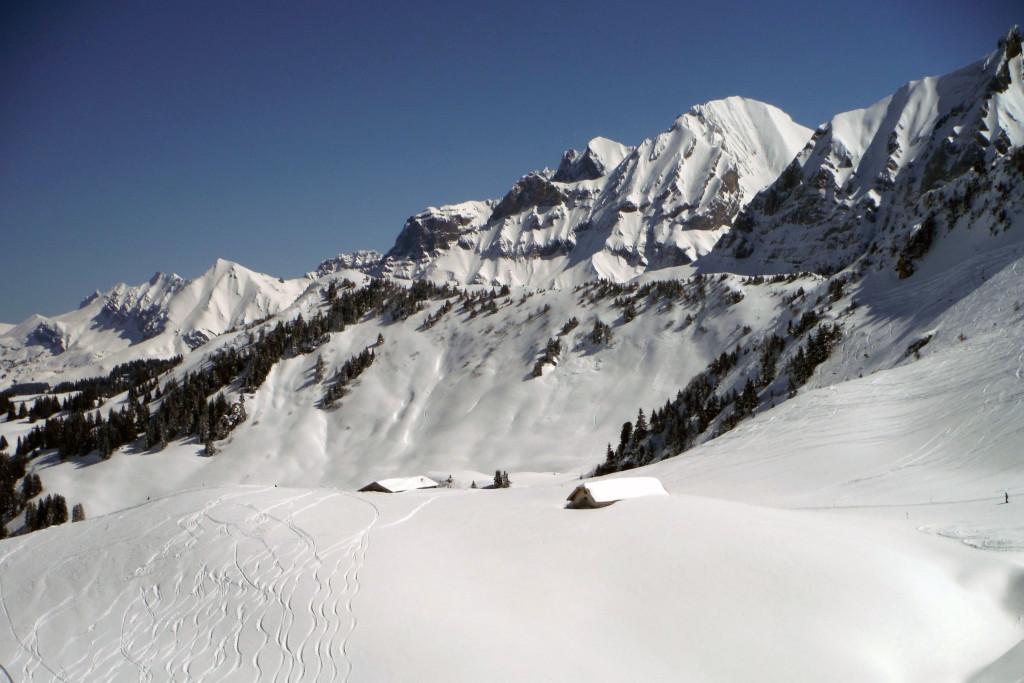1 Skifahren Adelboden