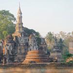 25 Sukhotai erste Hauptstadt Siams