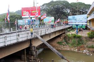 47 Grenübergang zu Burma