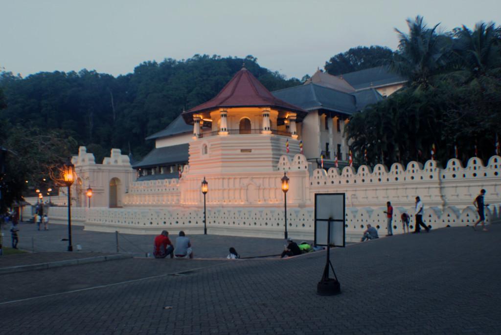 12a Königspalast von Kandy