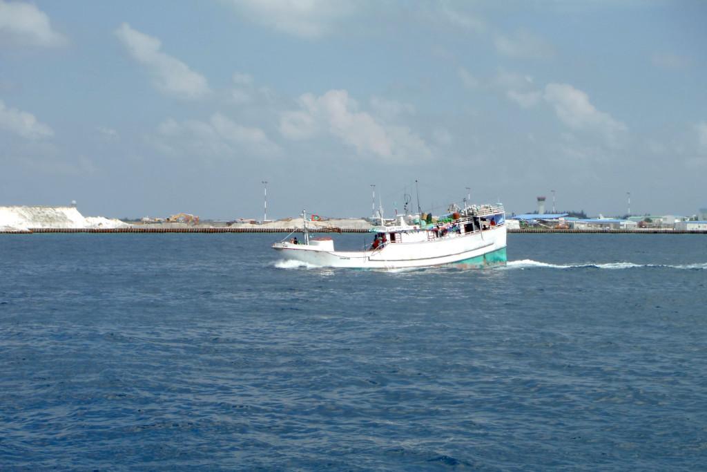 23a Fischer nach linbks fahrend  iost etwas kopflastig